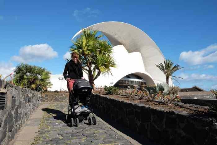 Tenerife Santa Cruz Auditorio de Tenerife 2017 ©Etpourtantelletourne.fr