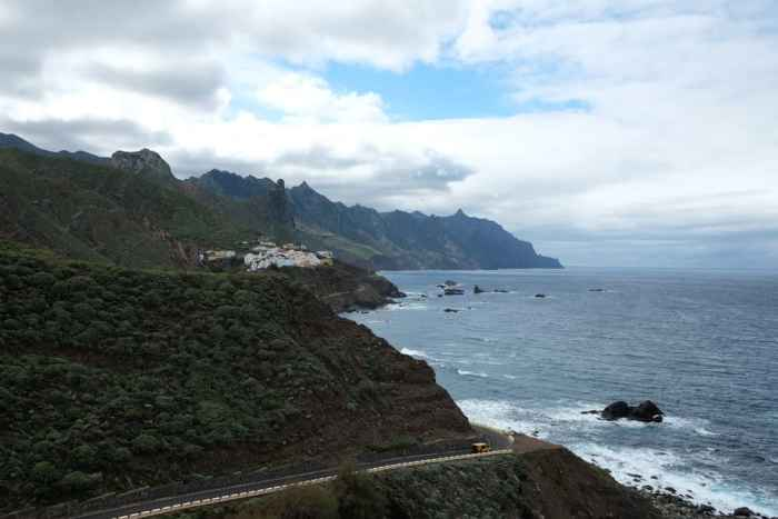 Tenerife Taganana ©Etpourtantelletourne.f