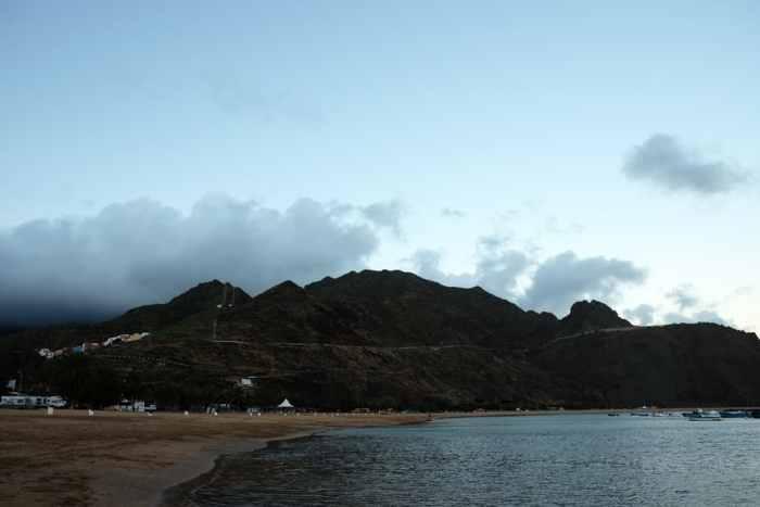 Tenerife San Andres Playa de las Teresitas ©Etpourtantelletourne.f