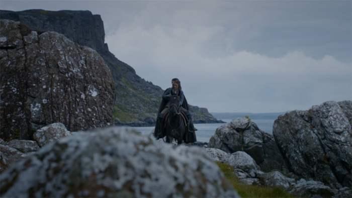 Itinéraire sur les lieux de tournage de Game of Thrones en Irlande du Nord - Murlough Bay ©HBO