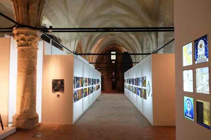 Chartres musée du vitrail 2017 ©Etpourtantelletourne.fr