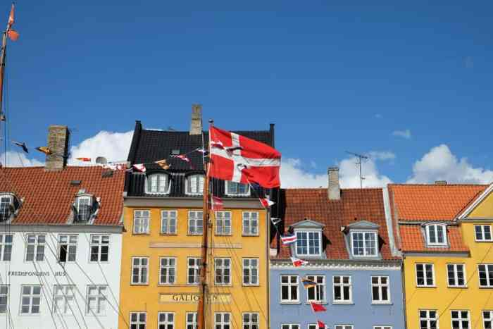 Port Nyhavn Copenhague ©Etpourtantelletourne.fr