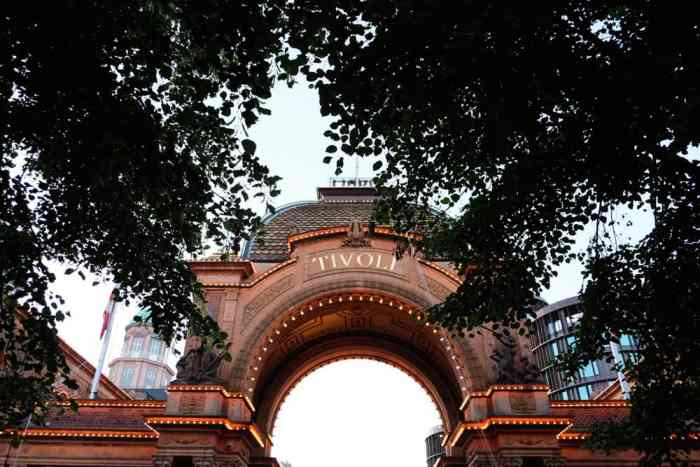 jardins de Tivoli parc attractions Copenhague ©Etpourtantelletourne.fr