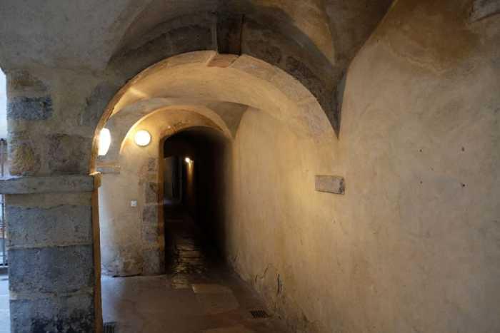 Vieux Lyon plan des Traboules ©Etpourtantelletourne.fr