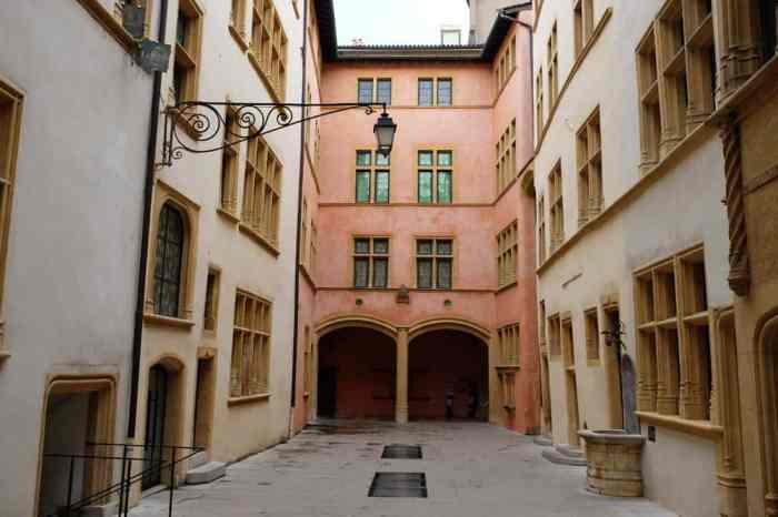 Vieux Lyon musée Gadagne ©Etpourtantelletourne.fr