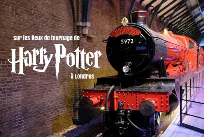 Lieux de tournage Harry Potter à Londres ©Etpourtantelletourne.fr