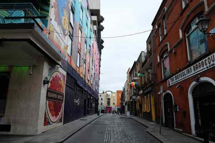Dublin Temple Bar ©Etpourtantelletourne.fr