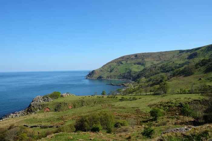 Paysage Irlande du nord Road Trip ©Etpourtantelletourne.fr