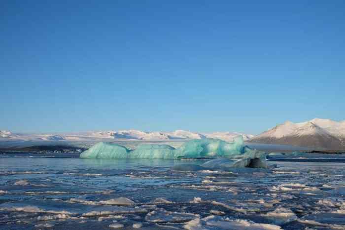 Islande iceberg Jökulsárlón ©Etpourtantelletourne.fr