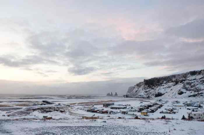Islande en hiver Vik ©Etpourtantelletourne.fr