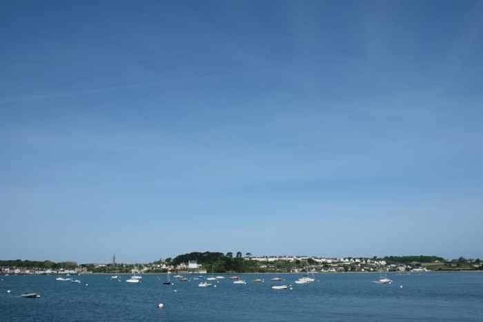 Saint-Pol-de-Léon Presqu'île Sainte-Anne ©Etpourtantelletourne.fr