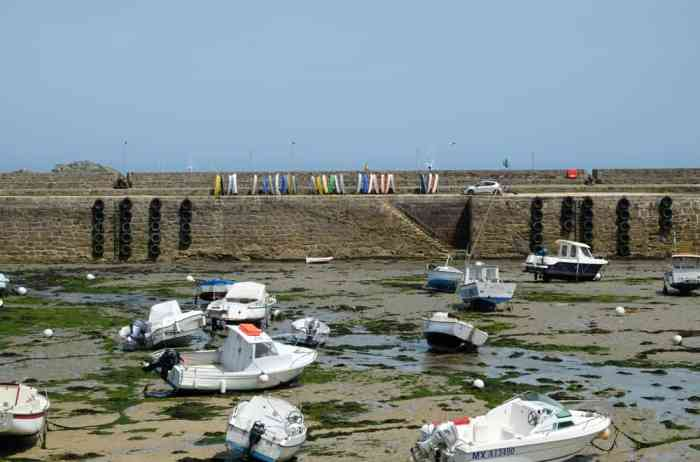 Port de Roscoff ©Etpourtantelletourne.fr