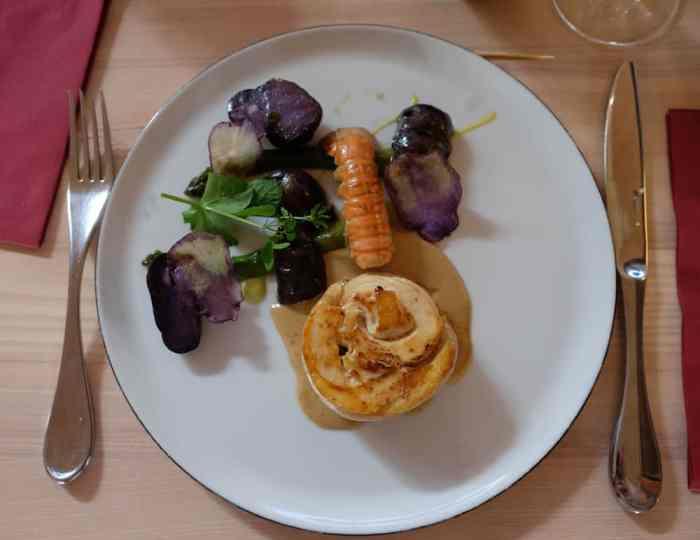 Carentec La Table de Ty Pot bonne adresse restaurant ©Etpourtantelletourne.fr