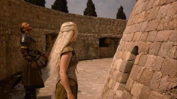 Copie d'écran tirée de la série « Game of Thrones » saison 2, épisode 10 / HBO