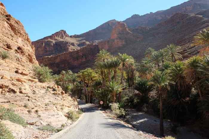 Gorges d'Ait Mansour Maroc ©Etpourtantelletourne.fr
