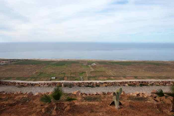 Le nid d'aigle auberge et parapente Tiznit Maroc ©Etpourtantelletourne.fr
