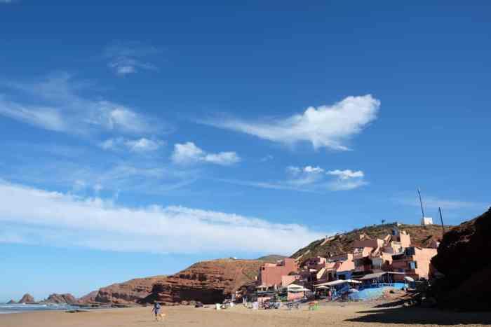 Village de Legzira Maroc ©Etpourtantelletourne.fr