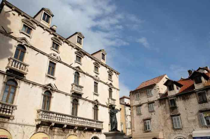 Visiter Split en Croatie ©Etpourtantelletourne.fr