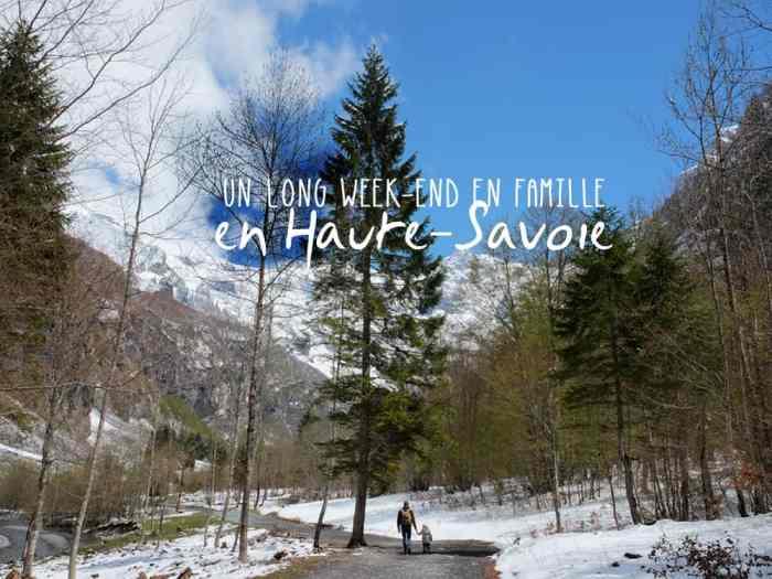 Que faire avec des enfants en Haute-Savoie ? ©Etpourtantelletourne.fr