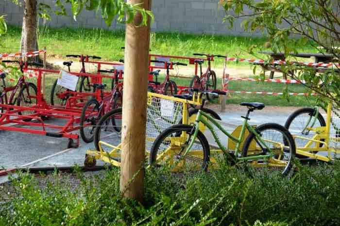 Le vélo-rail de Médréac ©Etpourtantelletourne.fr