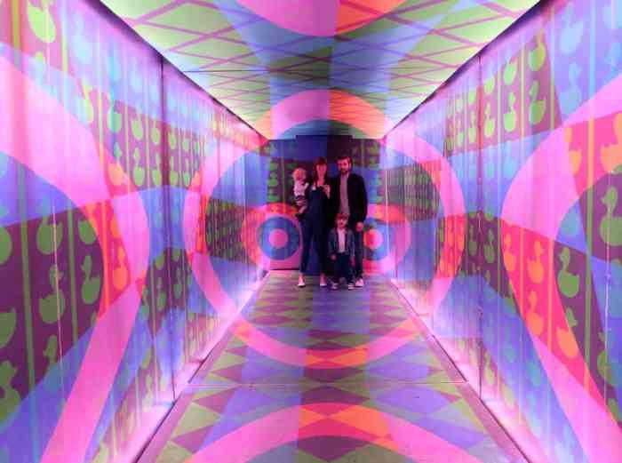 Musée scientifique Tom Tits Experiment près de Stockholm // ©etpourtantelletourne.fr