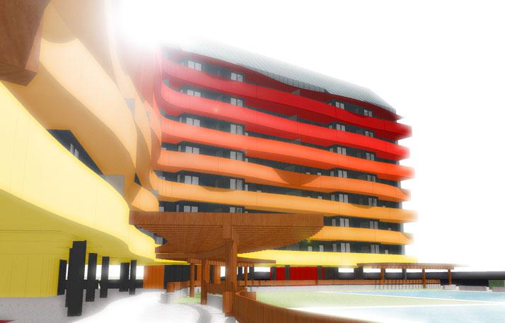 104 Apartamentos VPPB en Cooperativa en Tres Cantos