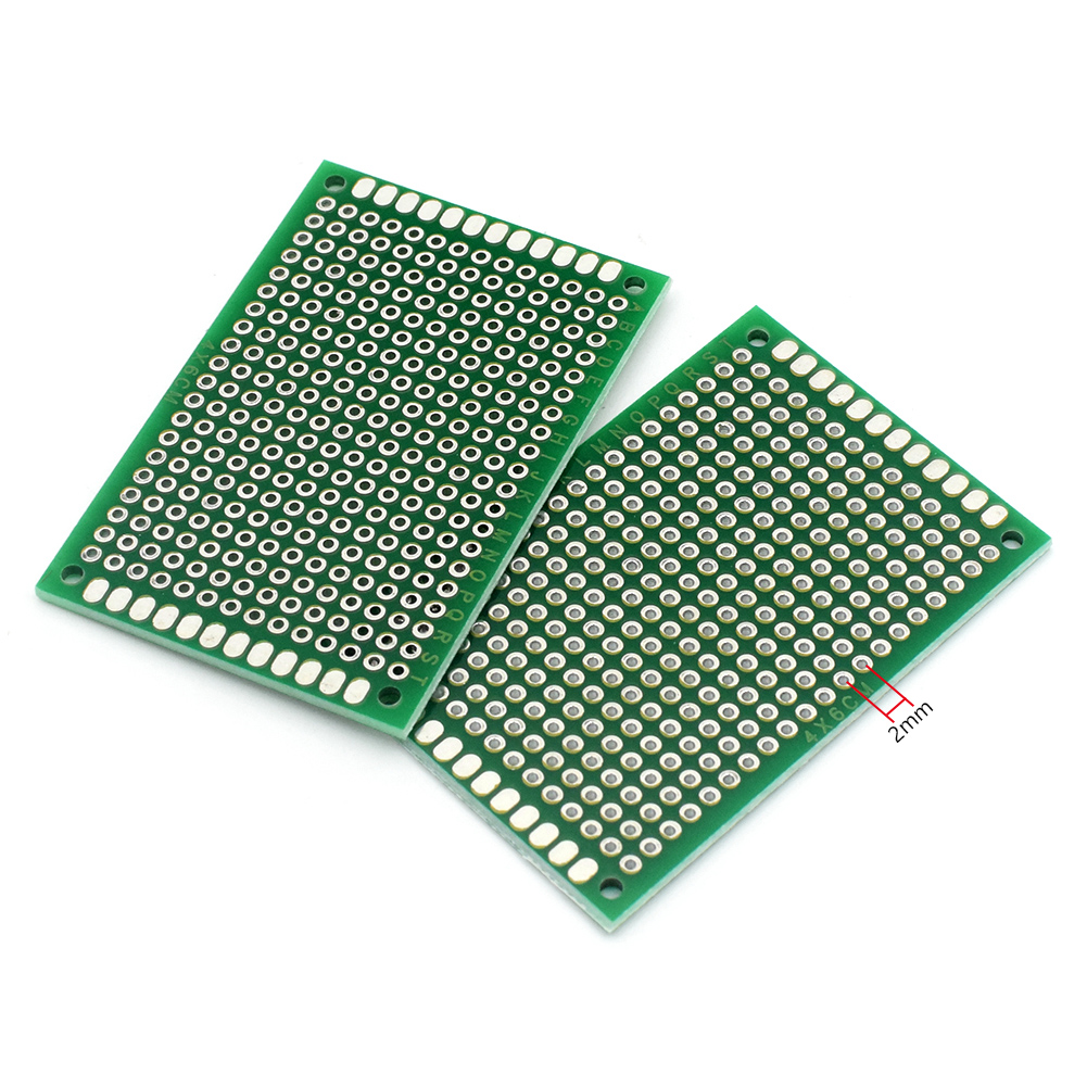 Hole Solderless Breadboard Projects Printed Circuit Board Prototyping