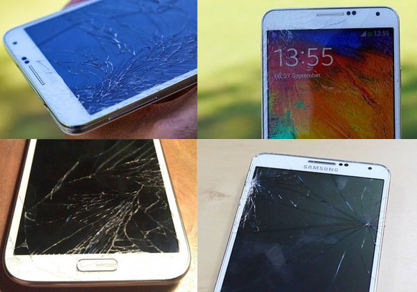Problems Of Repairing The Samsung Galaxy Note 3 Screen