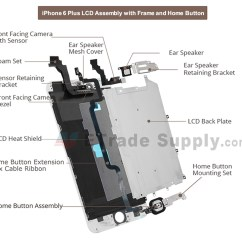Iphone 4s Parts Diagram 1996 Chevy Silverado Radio Wiring 6 Exploded Trusted Diagrams