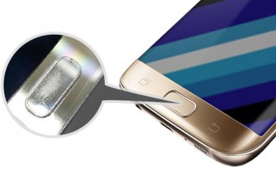 What You Can Do To A Scratched Home Button Of S7S7 Edge