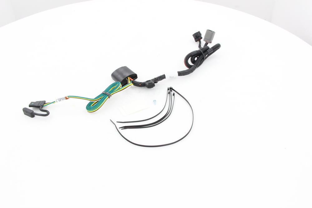 Custom Fit Vehicle Wiring by Tow Ready for 2013 Santa Fe