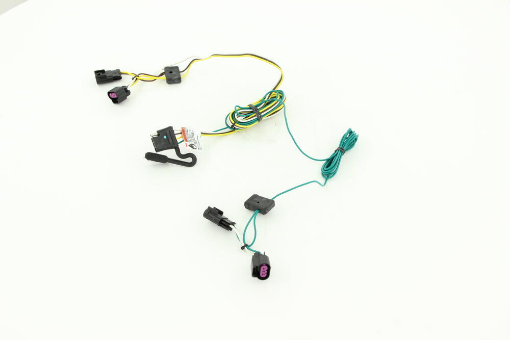 Custom Fit Vehicle Wiring by Tow Ready for 2013 Traverse