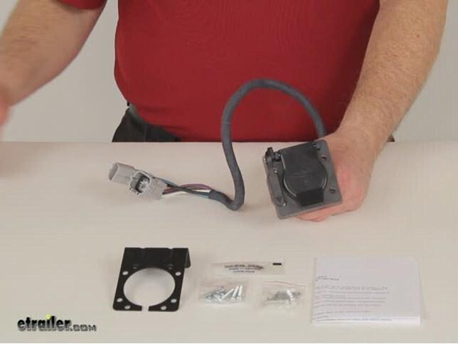 Package Wiring Kit Hm11143395 On 2008 Toyota Tundra Etrailercom