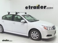 Roof Rack for 2012 Legacy by Subaru | etrailer.com