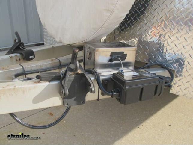 Trailer Breakaway Battery Wiring