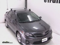 Roof Rack for 2013 Toyota Corolla | etrailer.com