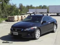 Roof Rack for 2012 Accord by Honda | etrailer.com