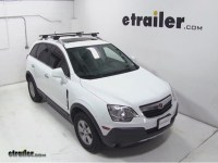 Thule Roof Rack for 2008 Astra by Saturn | etrailer.com