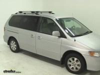 Thule Roof Rack for 2003 Honda Odyssey | etrailer.com
