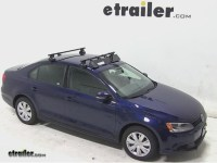 Accessories and Parts by Thule for 2006 Jetta - TH872XT