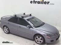 Thule Roof-Rack Fit Kit for Traverse Foot Packs - 1302 ...
