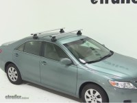 Thule Roof Rack for Toyota Camry, 2011