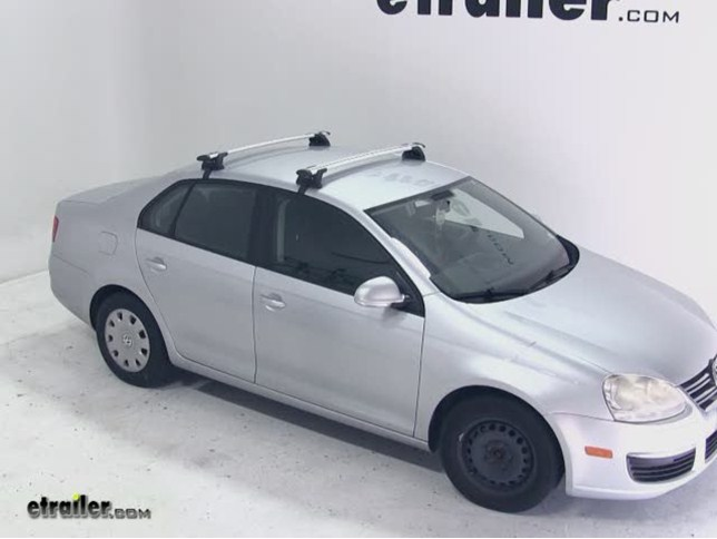 Roof Rack for Volkswagen Jetta SportWagen, 2014