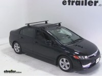 Yakima Roof Rack for Honda Civic, 2007 | etrailer.com