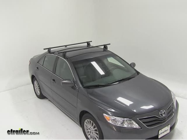 Yakima Roof Rack for 2010 Toyota Camry