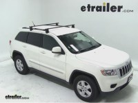Yakima Roof Rack for 2012 Grand Cherokee by Jeep