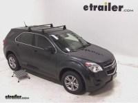 Yakima Roof Rack for 2013 Chevrolet Traverse | etrailer.com