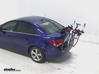Yakima Trunk Bike Racks for chevrolet Cruze 2011