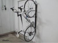 Saris Bike Trac Vertical 1 Bike Storage Rack - Wall Mount ...