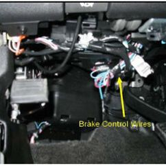 7 Way Trailer Plug Wiring Diagram Chevy Silverado Split Type Air Conditioning Aftermarket Brake Control For 07-current Gm Full-size Truck With Factory-integrated ...